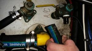 intake hose