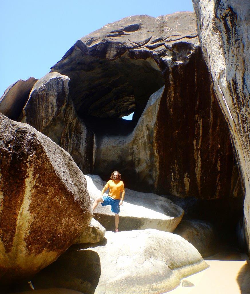5 Virgin Gorda Baths JM on rocks