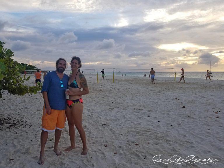 Our last day in Aruba