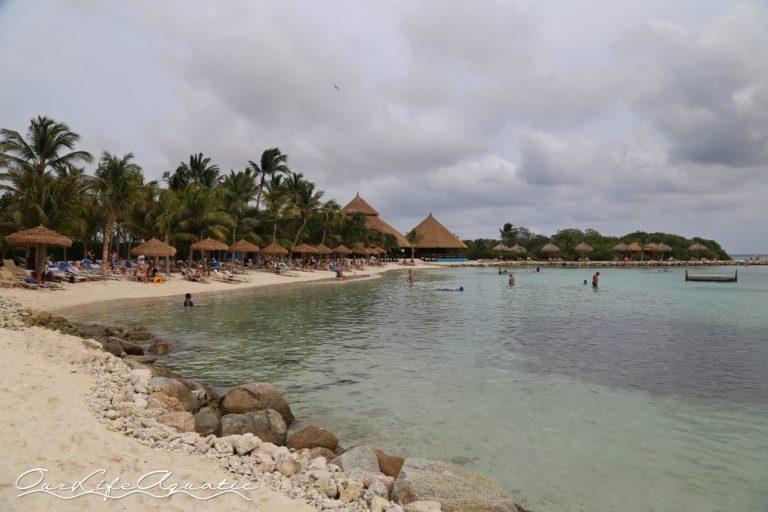 Private resort island