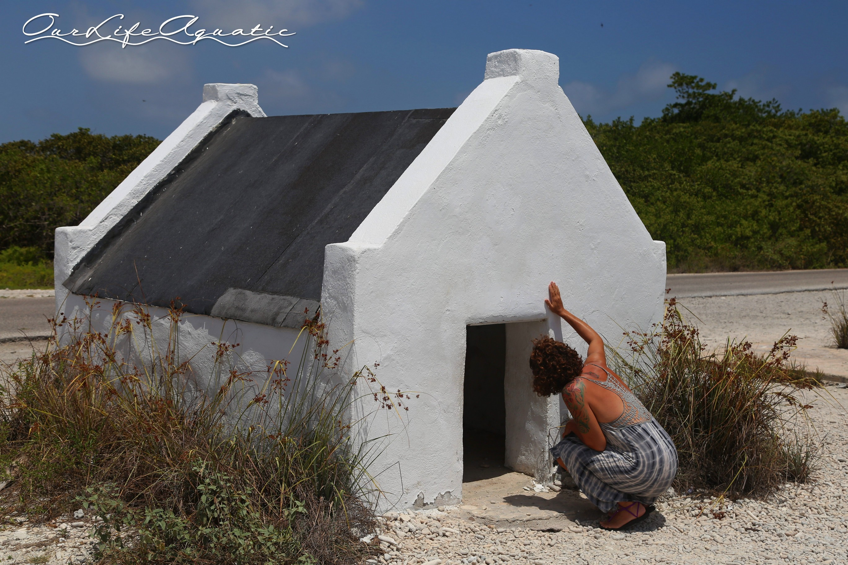 These tiny, sweltering slave huts are a vivid reminder of Bonaire's brutal past
