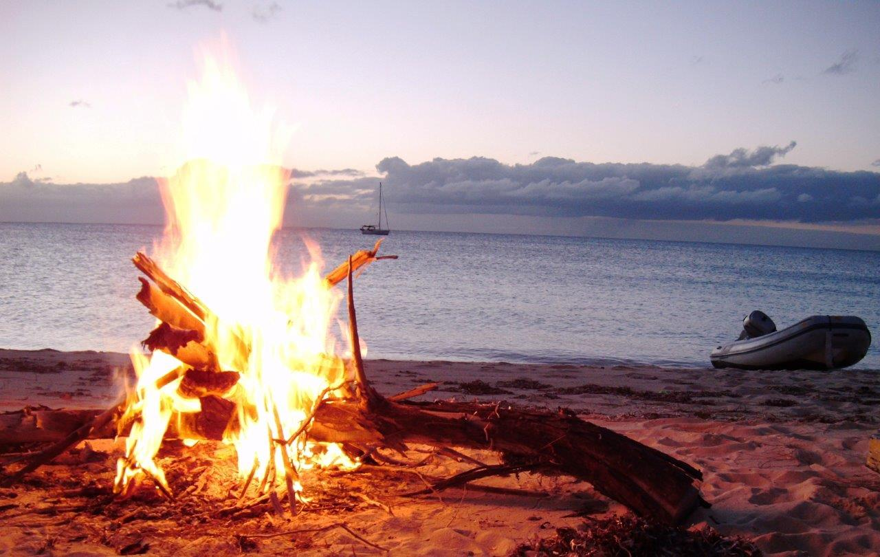 Beach Fire 2