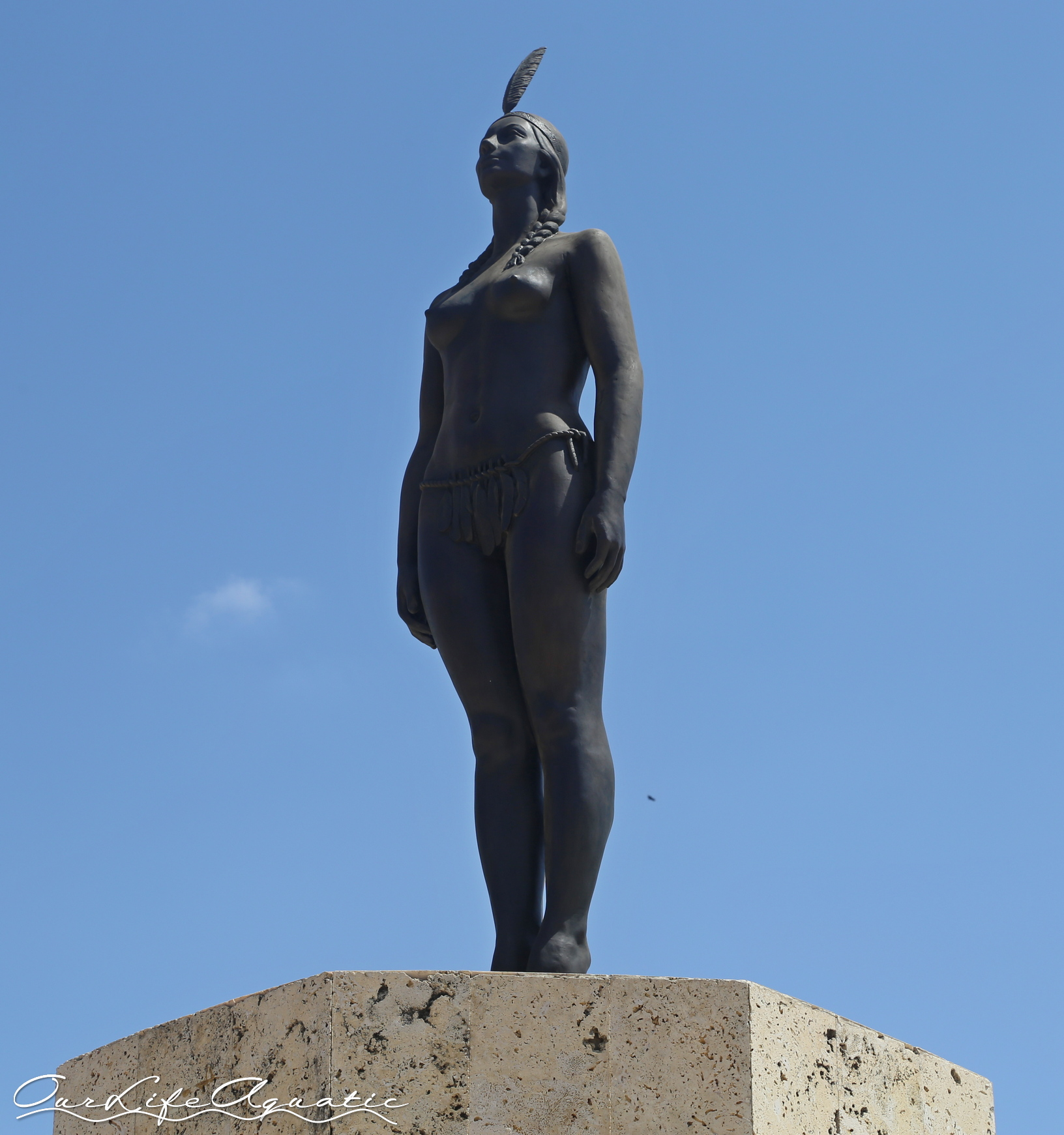 India Catalina - an amazing woman that was influential in trying to negotiate with the Spanish