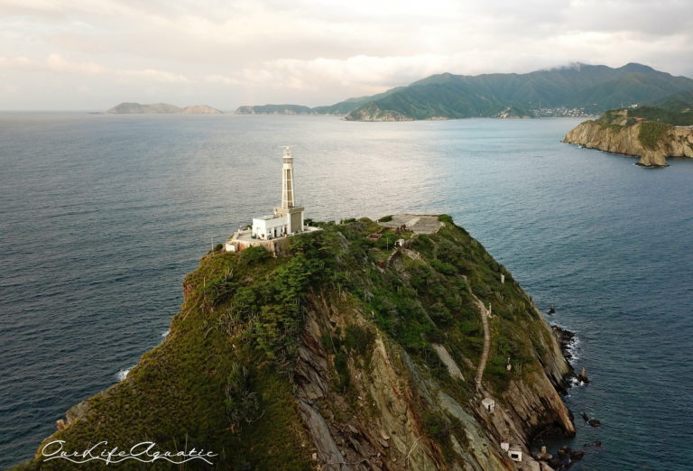 Santa Marta lighthouse