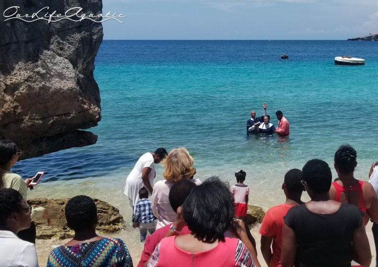 Local baptism