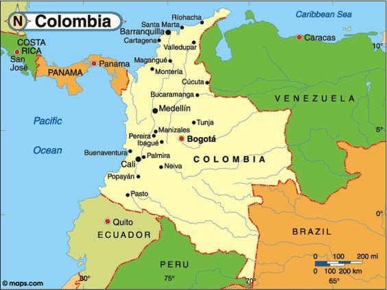Col Map