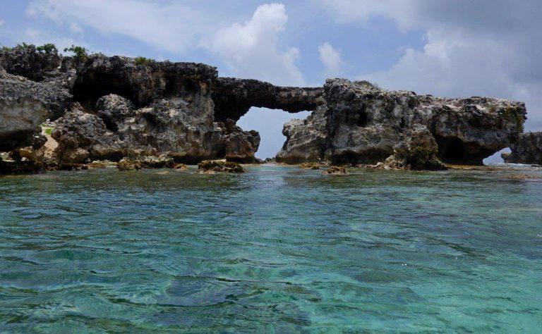 Hell's Gate Island