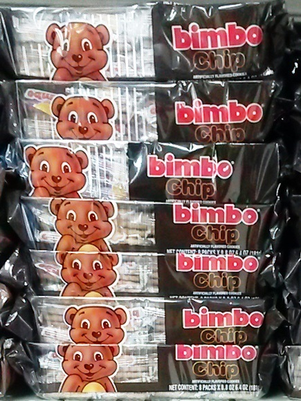 Who can say no to bimbo chips?