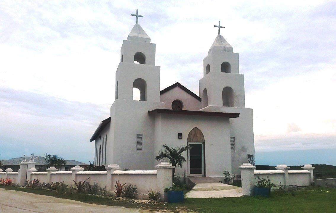 Fr. Jerome church 2