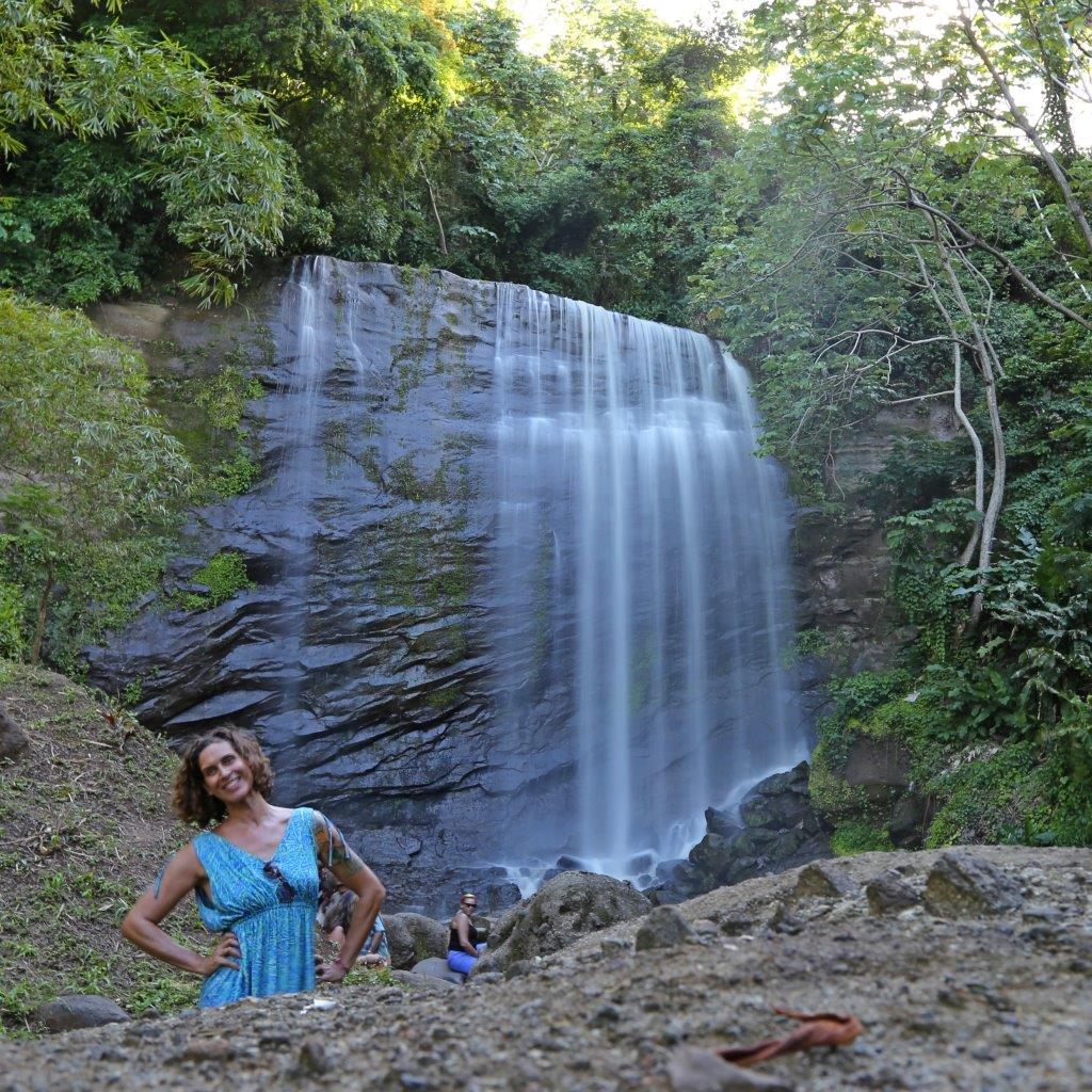 Royal Mount Carmel waterfalls