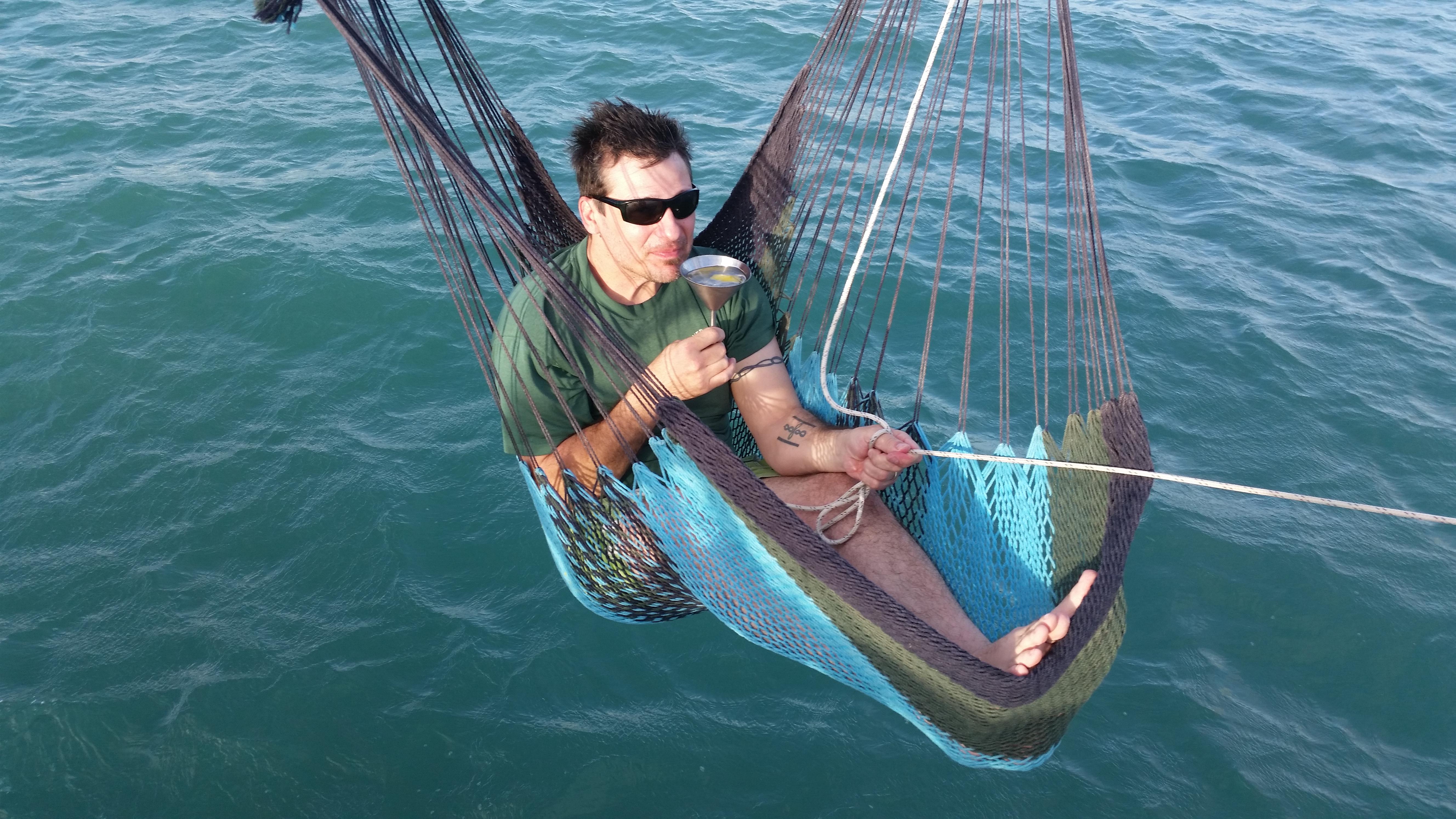 JB in swing
