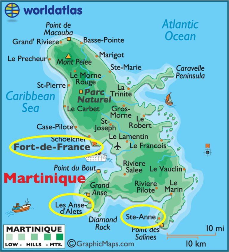 Map MAR