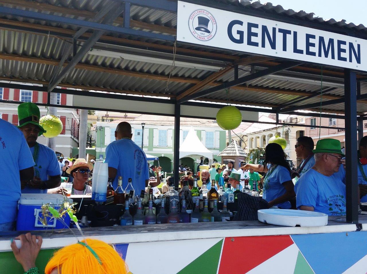 Parade float bar...enough said!
