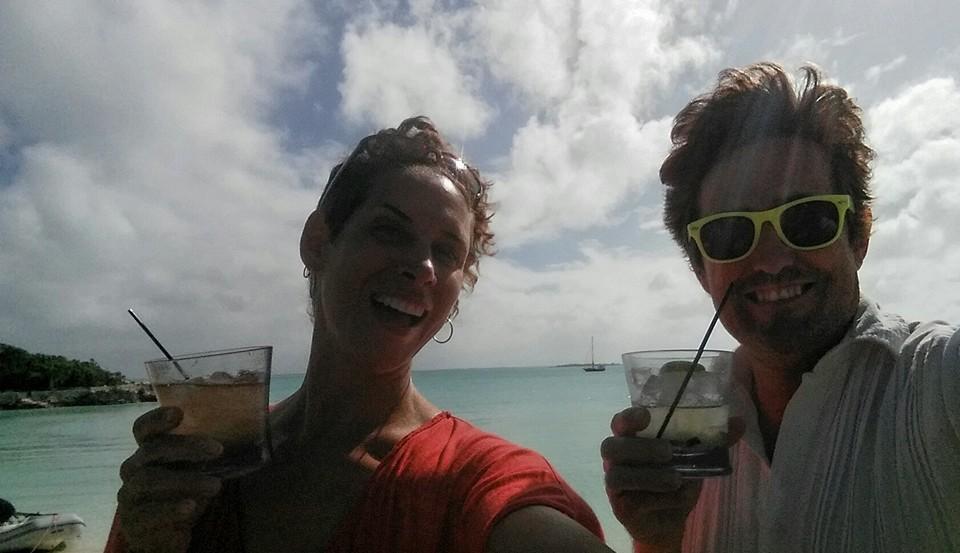 Us at Sandbar