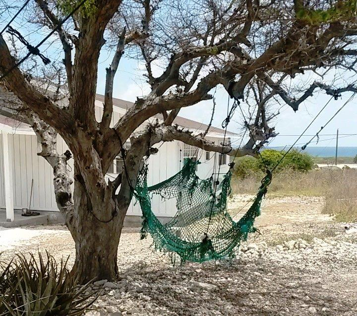 fishing net hammock